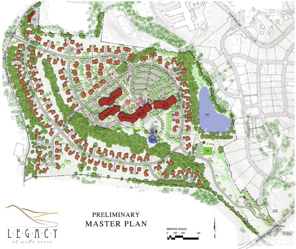 Legacy - Site Plan