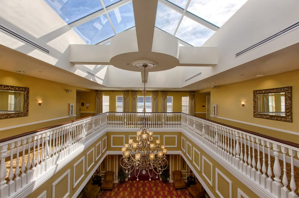 SearStone Clubhouse Foyer